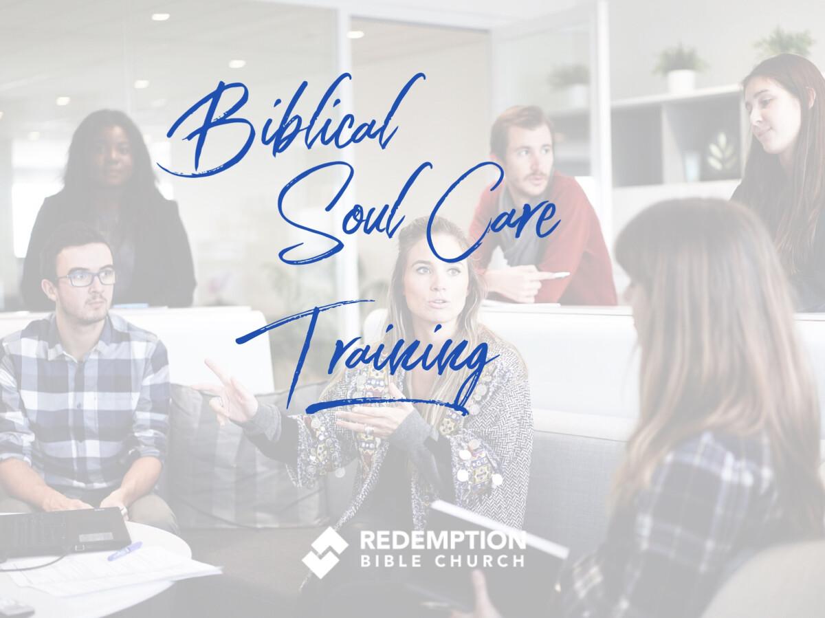 Biblical Soul Care Training